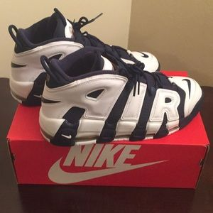 Nike Air More Uptempo - Olympic (2016)
